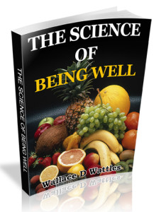 sickle cell trait treatment-The Science of Being Well- book