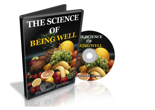 the science of being well audio CD
